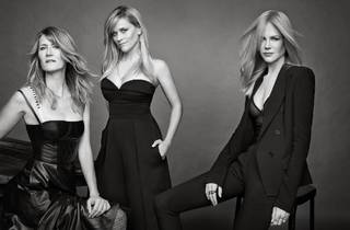 Laura Dern, Reese Witherspoon and Nicole Kidman