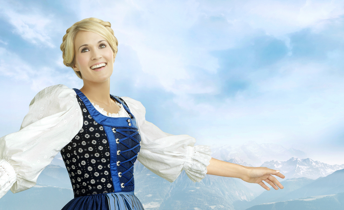 The Sound of Music with Carrie Underwood will stream free on Friday, but not in the U.S.