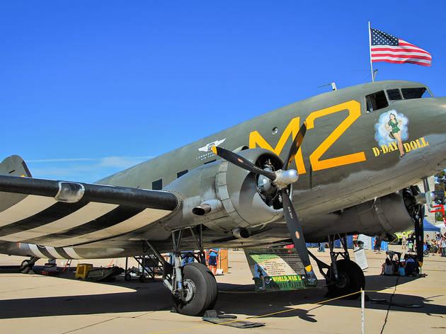 Douglas C-53D
