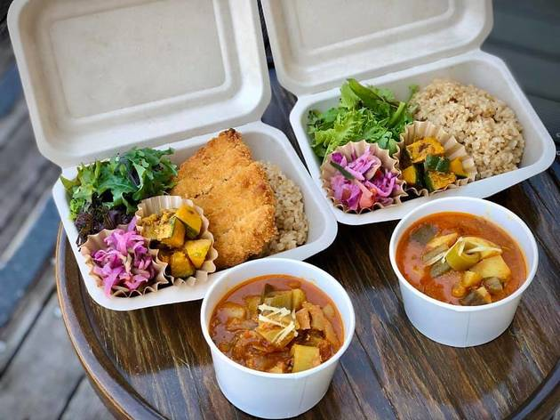 These vegan restaurants in Tokyo are offering takeout