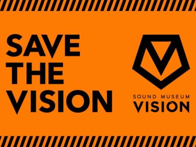 SOUND MUSEUM VISION
