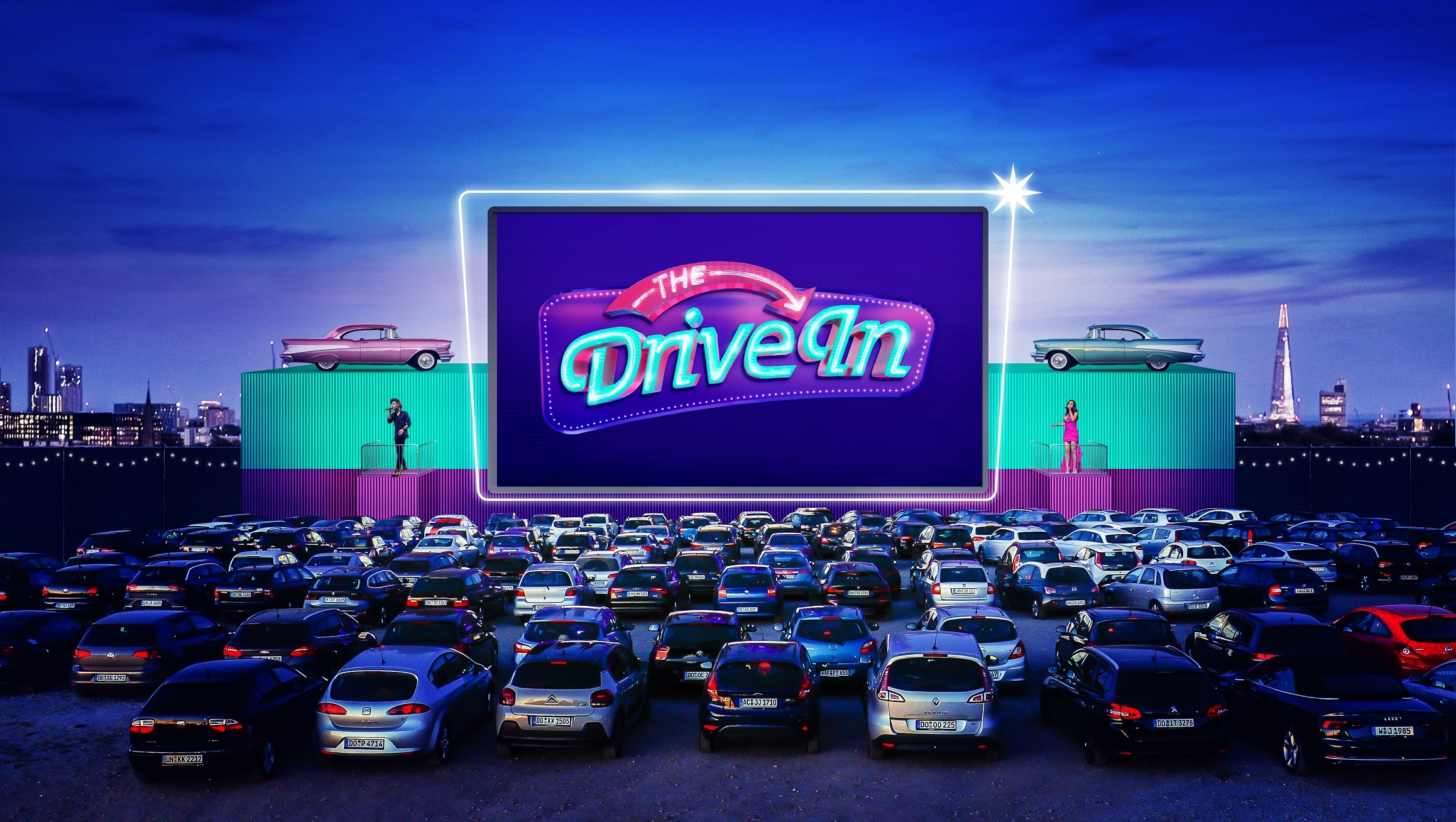 Another drive-in cinema is coming to London this summer