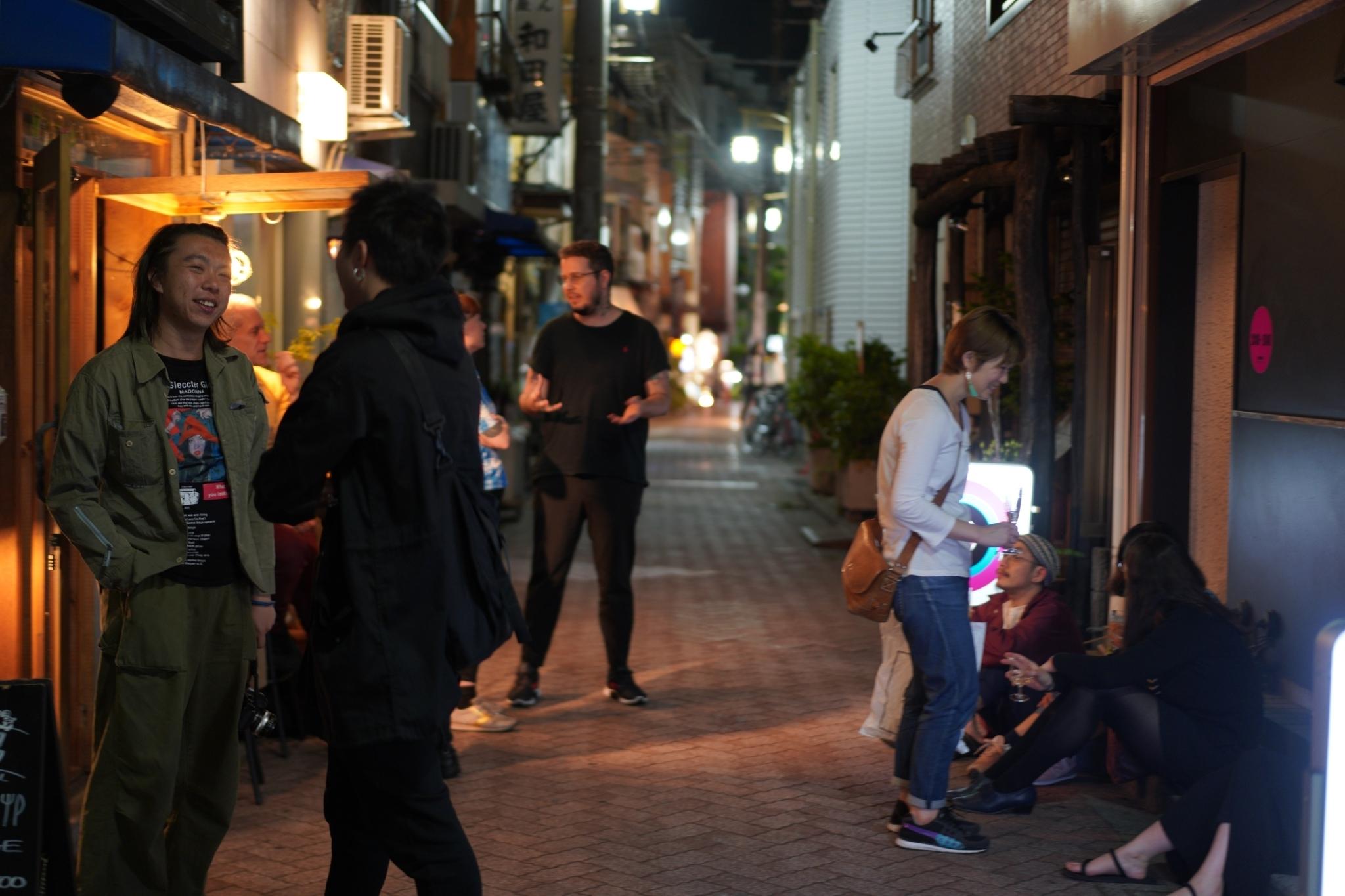 高円寺、人と街の活気を守るプロジェクト始動