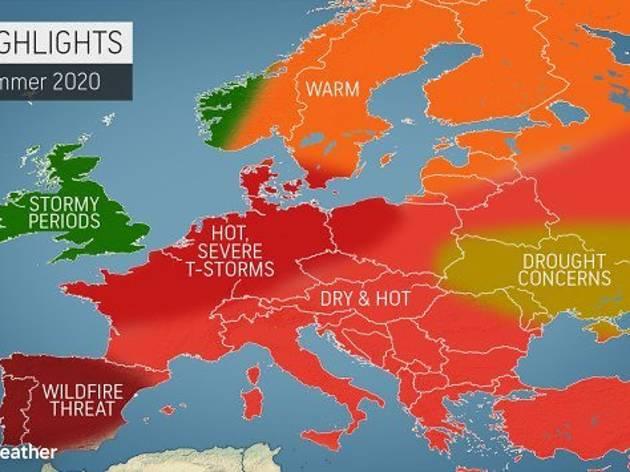 A long, hot summer predicted for Croatia