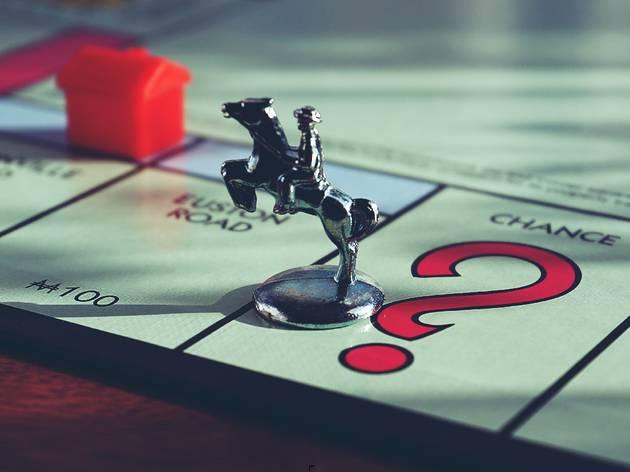 Jogos, Jogos de Tabuleiro, Monopólio