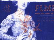 Cartel de la Feria del Libro de Madrid 2020