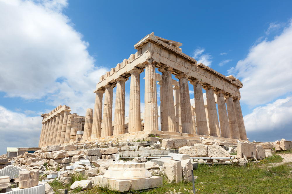 The Acropolis in Athens has reopened to visitors