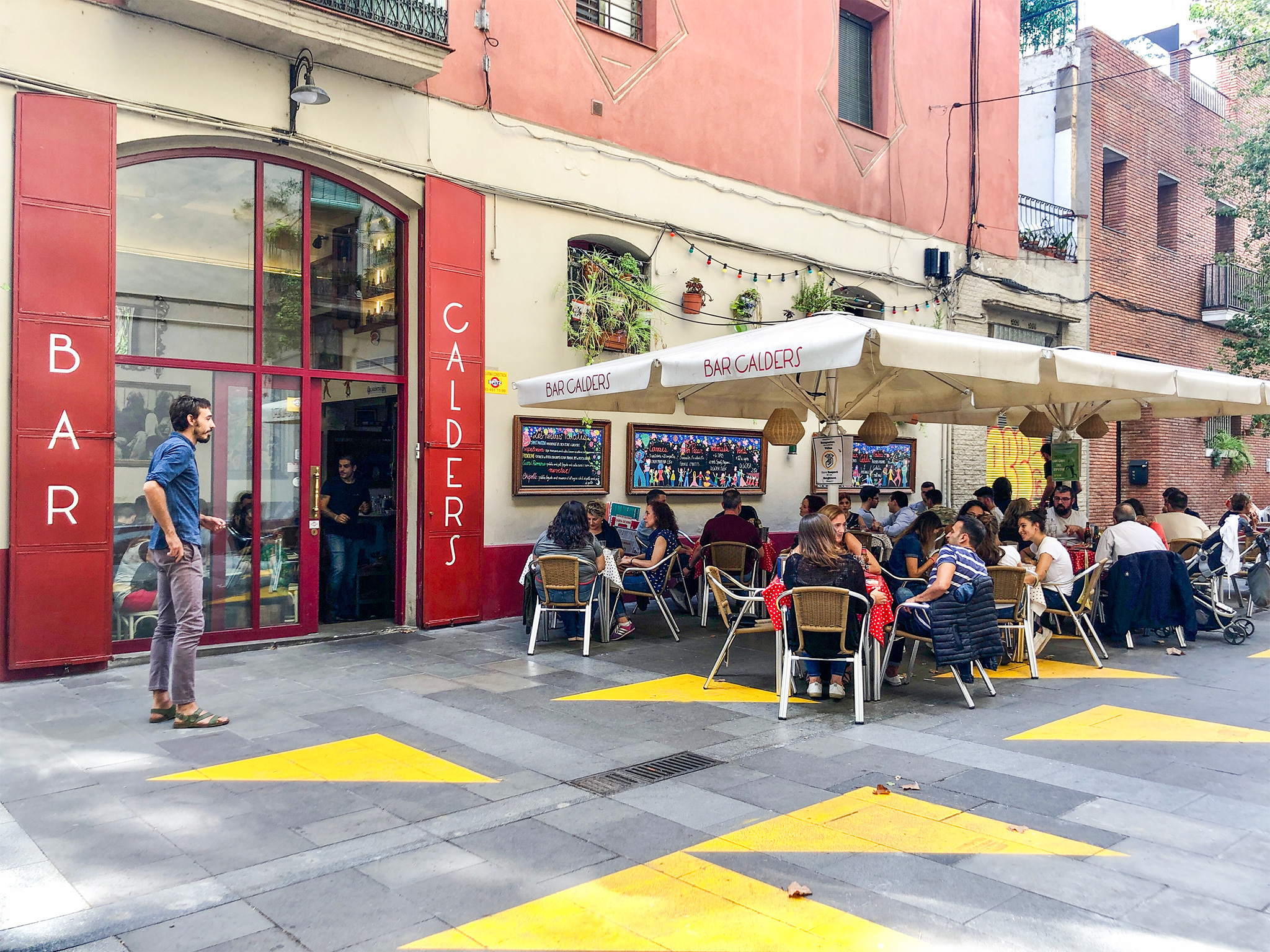 Las mejores terrazas de Barcelona abiertas en la fase 1