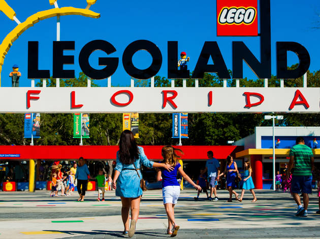 Florida's Legoland is reopening in June—and face masks won't be required