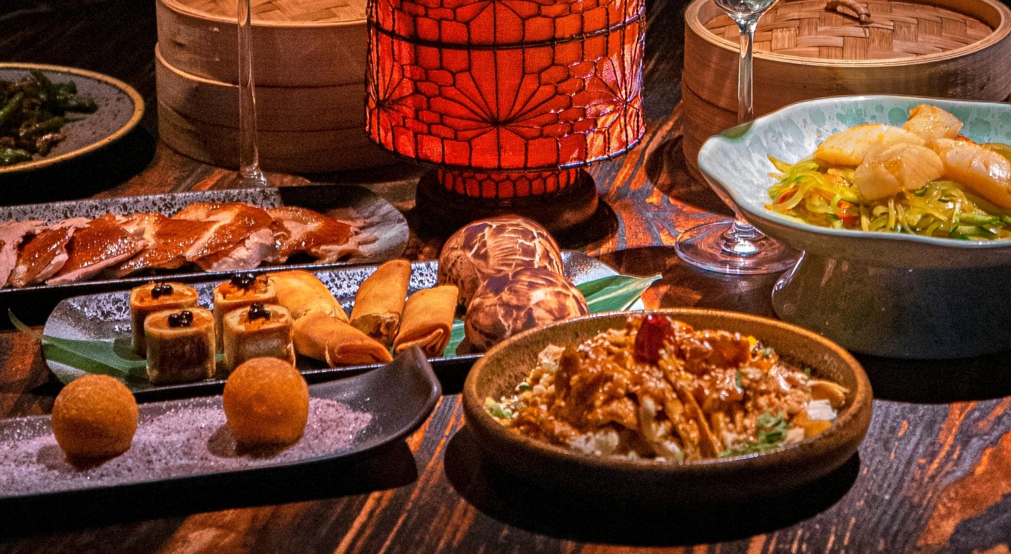 Hutong summer menu