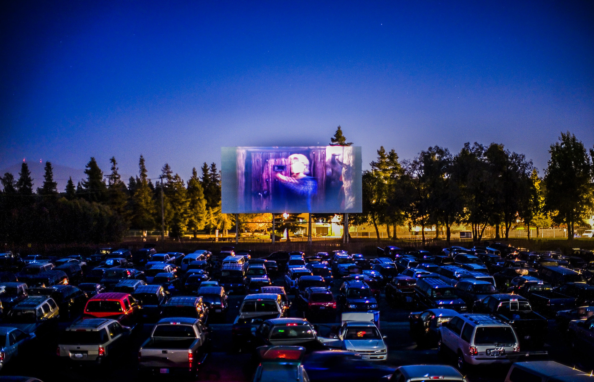 The best drive-in theaters