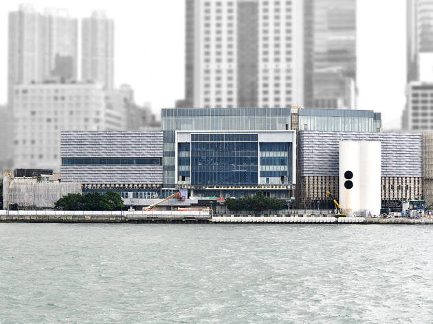 HKMoA Building 2020, museum of art