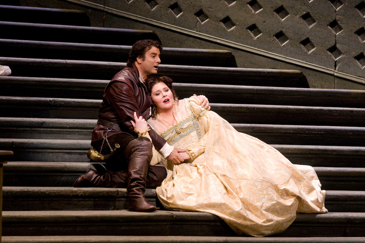 The Metropolitan Opera streams a new lineup of free operas every night this week