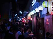 Nightlife in Koenji