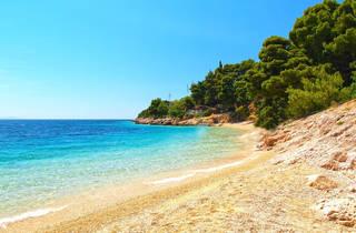 Paradise Adriatic beach