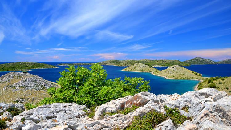 Over 100 idyllic islands make up Kornati Islands National Park