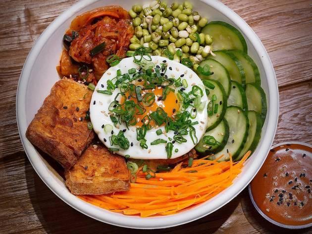Treehouse salad