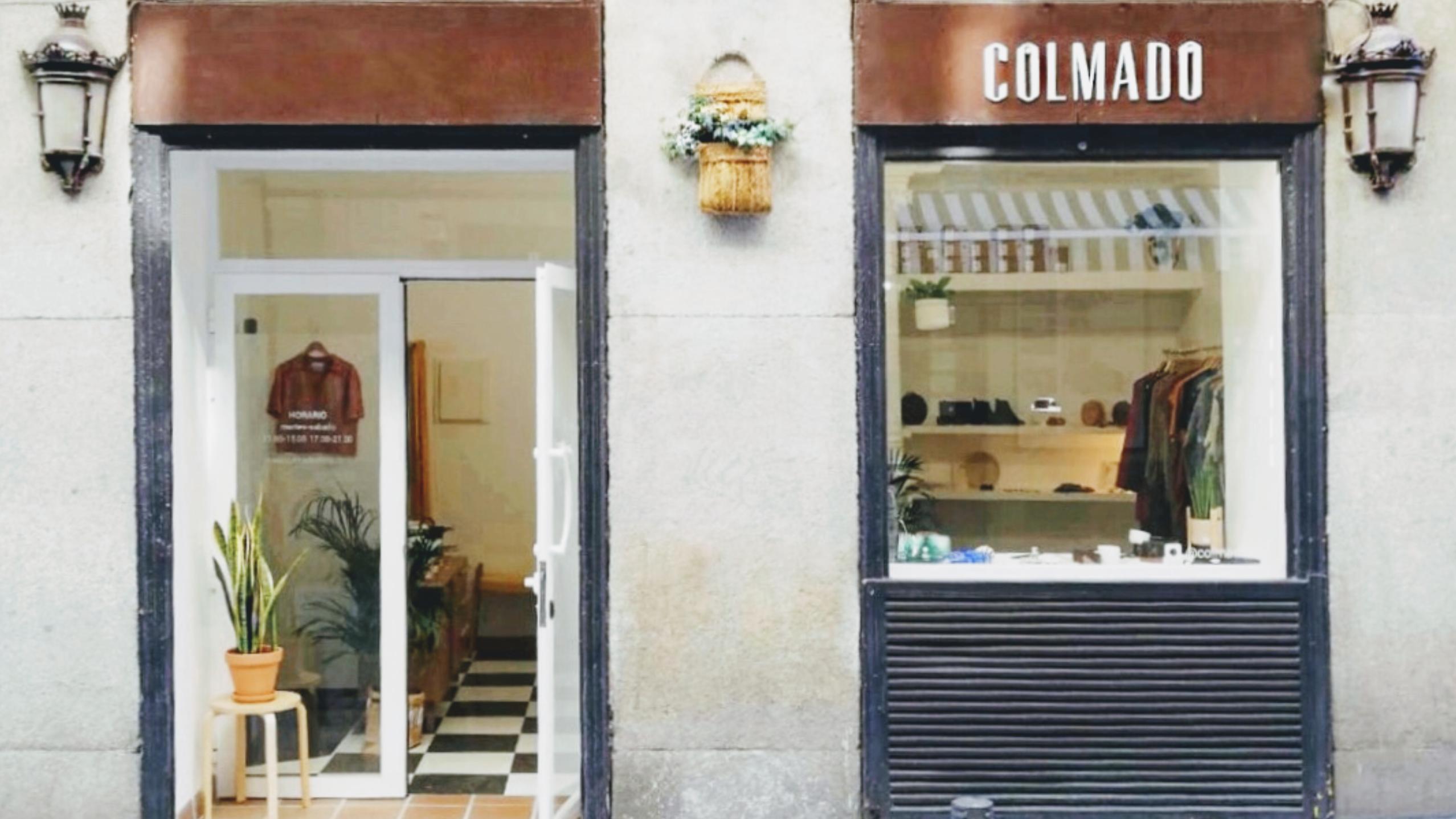 Colmado Shop Madrid barrio de Las Letras