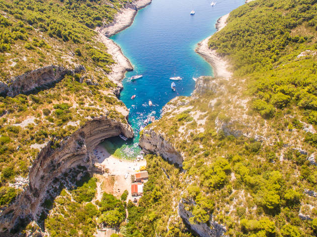 PHOTO GALLERY: Cruise Croatia through 10 fantastic photos