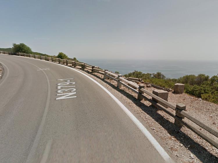 Serra e mar, de Sesimbra a Setúbal
