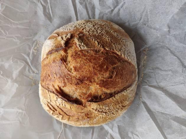 Pão, Pão de Fermentação natural, Farro