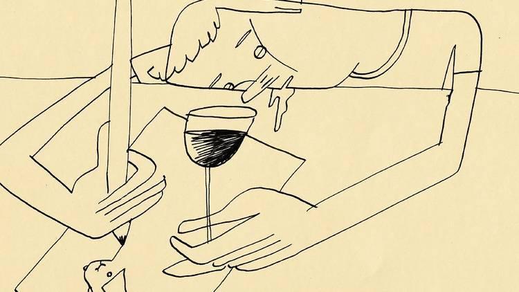 Drink&Draw Porto de regresso para sessão online