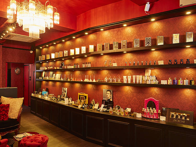 The best niche perfume stores in Hong Kong