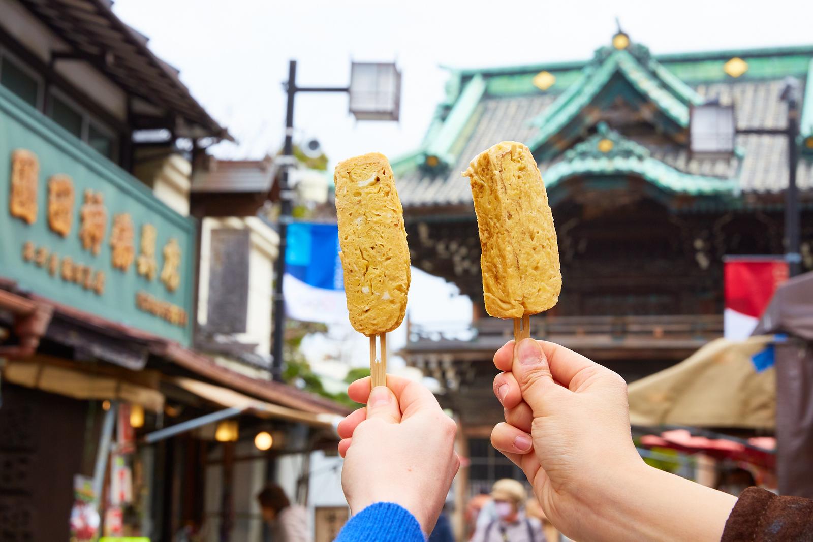 東京、食べ歩きガイド