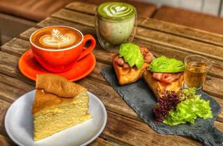 Yotsuba Cafe, hong kong, coffee shop
