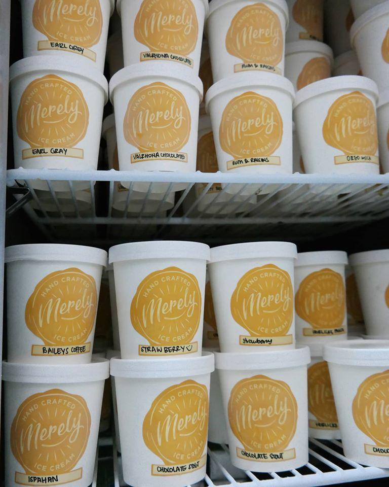 Merely Ice Cream