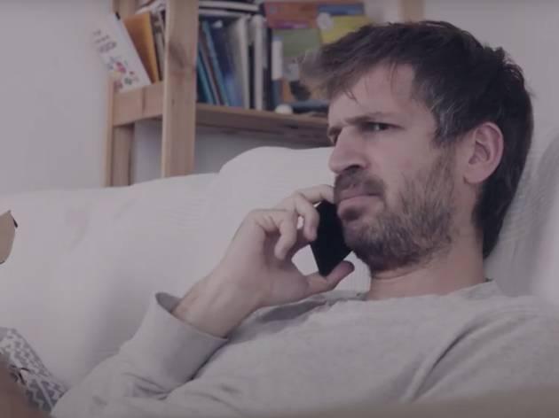 Fotograma del corto 'Casi'