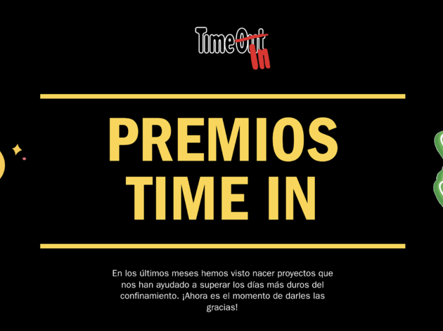 Premios Time In
