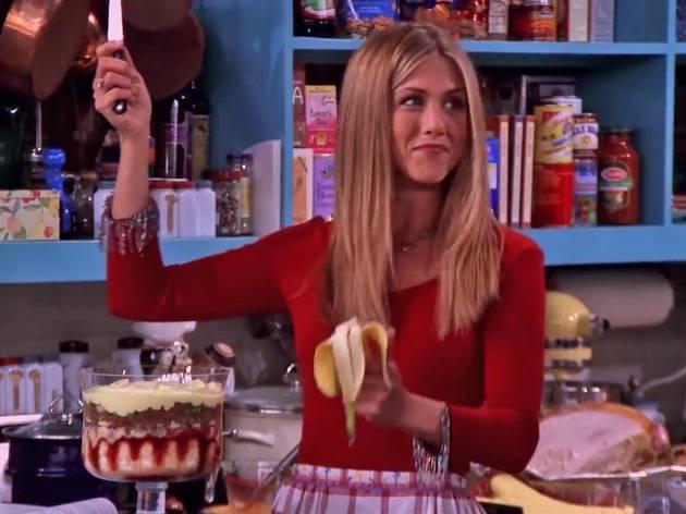Trifle de Rachel