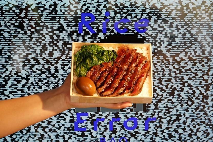 Rice Error by BAO