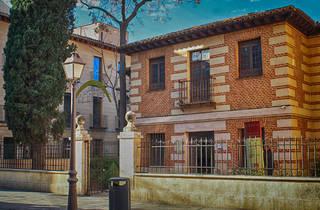 Casa Cervantes en Alcalá de Henares