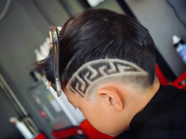 Hombre Barbers SG
