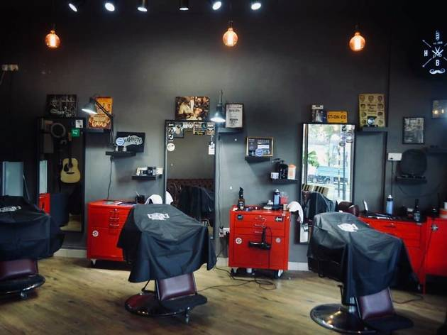 Hombre Barbers SG | Health and beauty in Geylang, Singapore