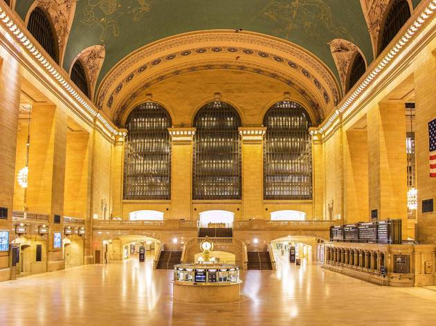 New York City, Grand Central Terminal, subway, Metro North, Lexington Avenue, 42nd Street