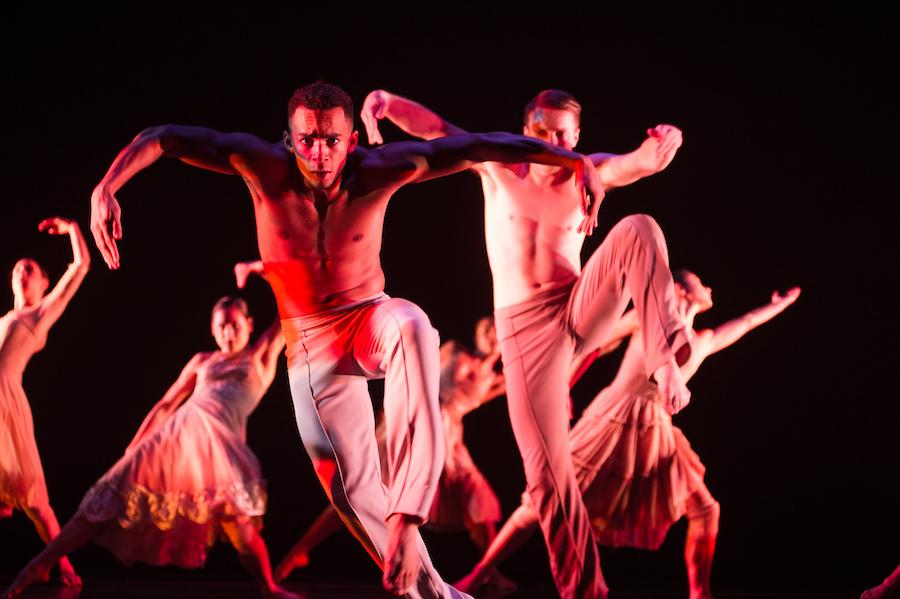 Ballet Hispánico in Bury Me Standing