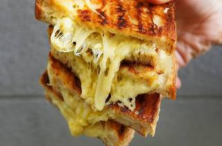 Ripe Cheese toastie