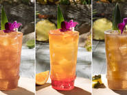 Isla Nu-bar Jurassic World tiki cocktail recipes