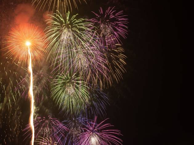 Japan is planning to launch fireworks simultaneously in all 47 prefectures this summer