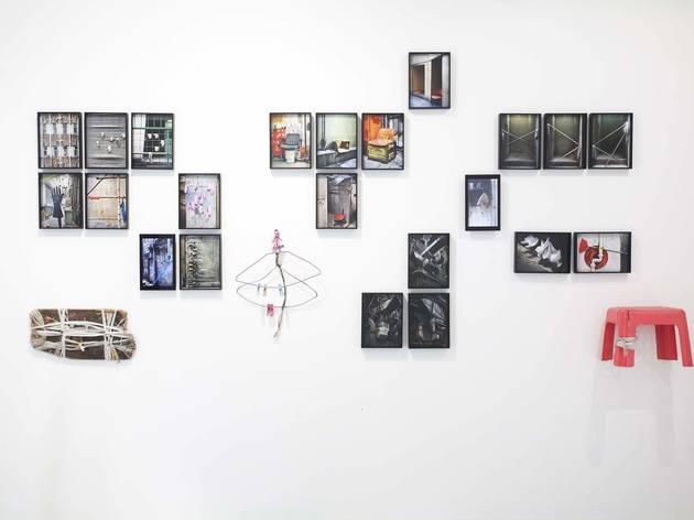 Michael Wolf, hong kong photographer, flowers gallery hong kong