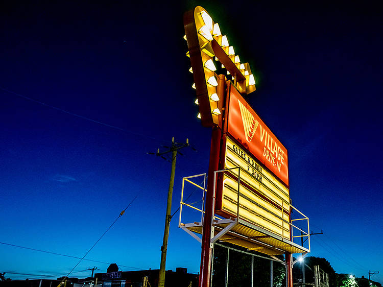 Hop in the car and catch a flick at these drive-in cinemas