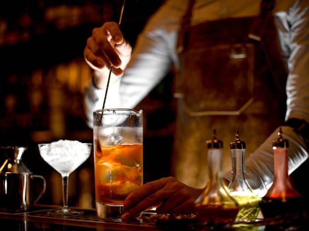 Home Bar Series