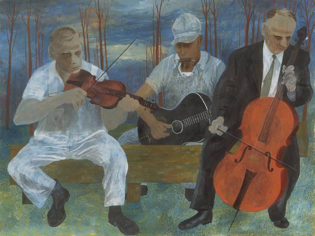 Orquesta de cuatro instrumentos