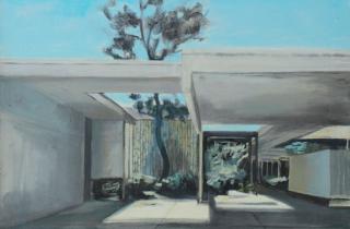 Bea Sarrias, pintura, arquitectura