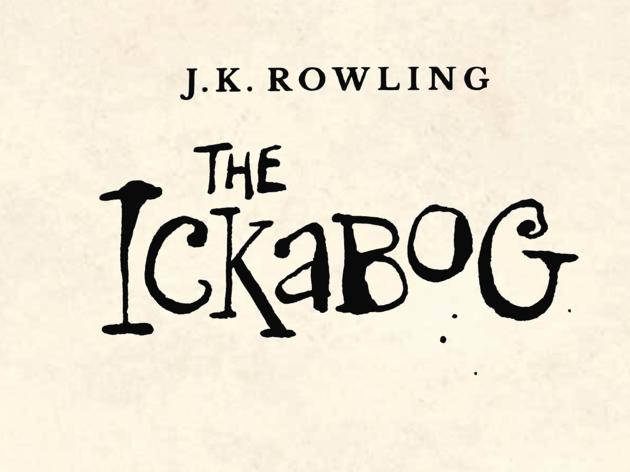 The Ickabog, J K Rowlling