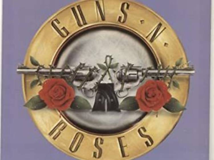 'Welcome to the jungle', Guns N' Roses