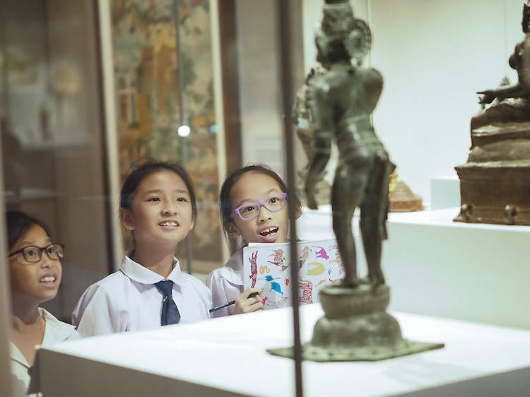 Get a glimpse of the past at Asian Civilisation Museum